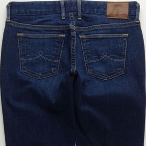 Lucky Brand The Sweet Jean Straight Women's 0 A078